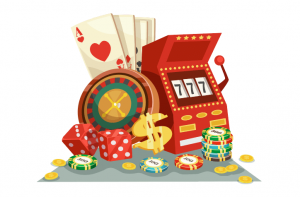 Casino Days' game selection