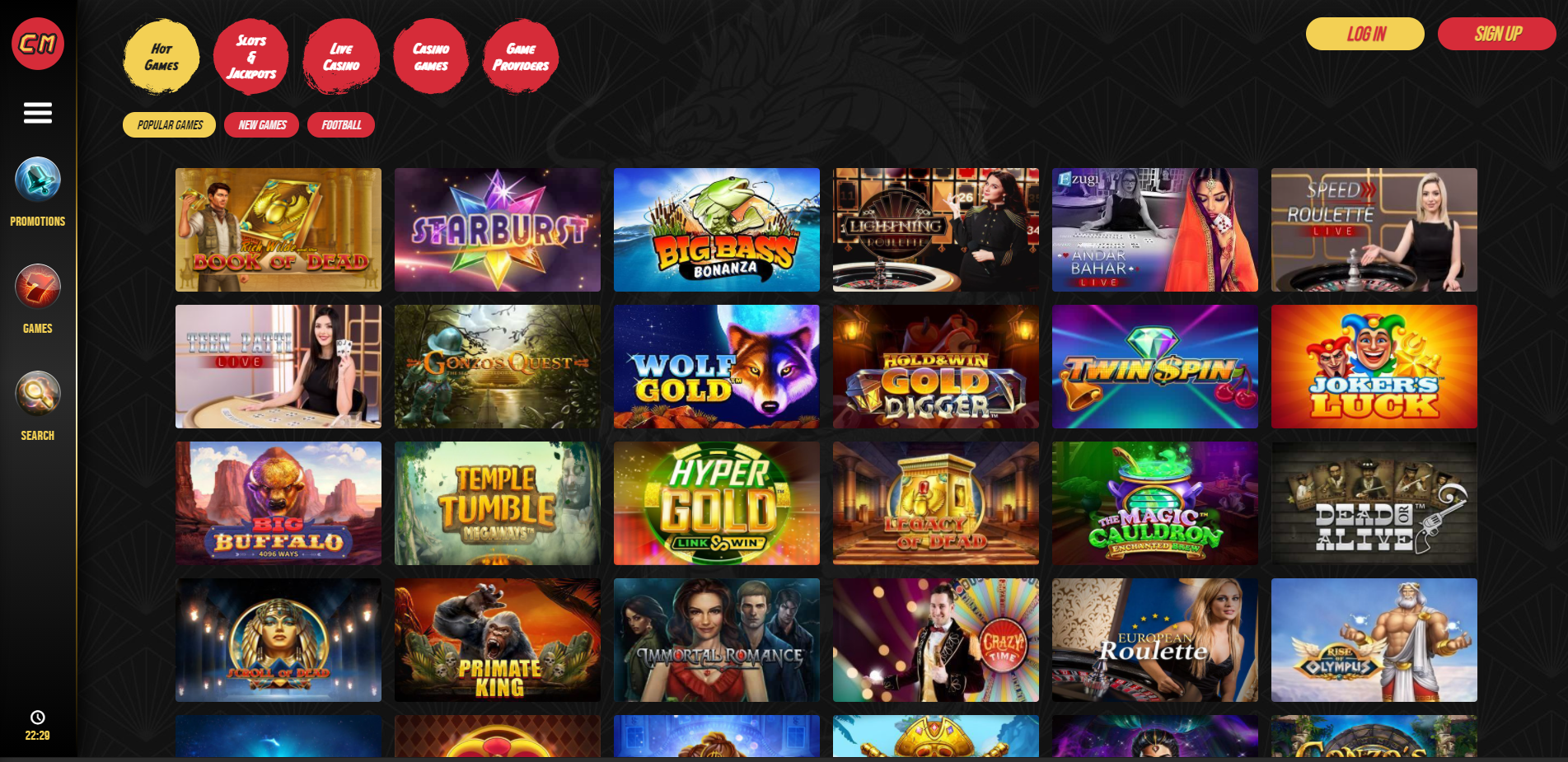 Casino Masters Review India